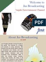 Punjabi Entertainment - Jus Broadcasting