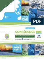 Programme Conf Environnement