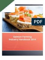 Marine Harvest - 2014 Salmon Farming Handbook