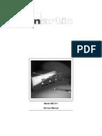 Martin ME 411 - Service Anleitung