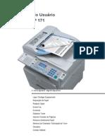 Manual Da Impressora - MP 171SPF