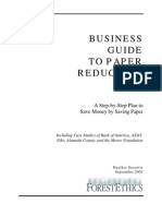 Reduce Business Guide