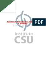Apostila Introducao a Informatica e Windows CSU
