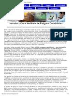 Introducción al Análisis de Fatiga o Durabilidad.pdf