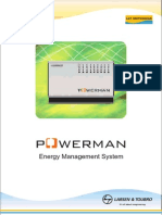 Powerman Energy Management System