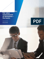 KPMG IFRS Practice Issues for Banks Fair Value Measurement of Derivatives - The Basics