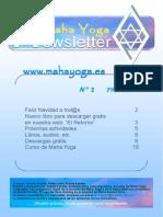 Babaji - Newsletter 02