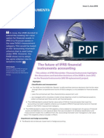 KPMG IFRS Newsletter - Financial Instruments - The Future of IFRS Financial Instruments Accounting