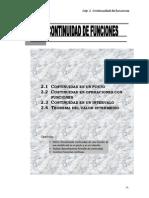 Continuidad de Funciones - Moises Villena Muñoz