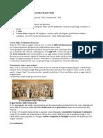 Riassunto Rivoluzione Francese