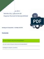 Esquema Nacional de Interoperabilidad v9