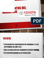 Caso Toyota Ppt