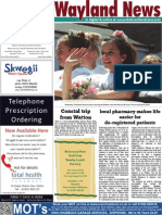 The Wayland News July 2014