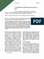 Inhibitory Activity of Antibiotic-produc - C. P. Dopazo, M. L. Lemos