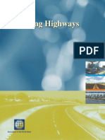 India Financing Highways