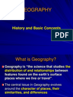 What is Geography and Philippine History