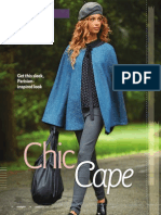 chic cape pattern pdf