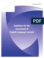 Ell Guidelines