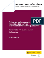 Ficha 14 Tenosinovitis ENTREGADA ORTO+AEEMT+SEMFYC