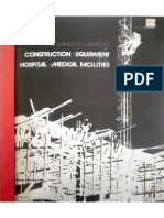 Minimum Requirements of Construction & Equipment For Hospital & Medical Facilities