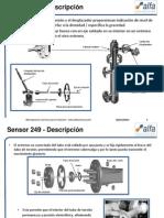 Sensor 249 Fisher