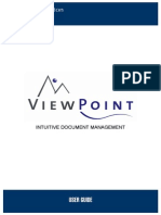Viewpoint Uer Guide