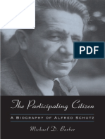 The Participating Citizen - A Biography of Alfred Schutz [Michael D. Barber, 2004]