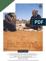 Mr Patterns Teaching Notes