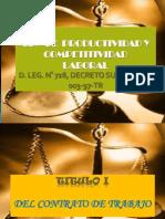 DECRETO LEGISLATIVO Nº728