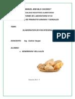93967776 Informe N 4 Pan Integral