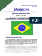 Sistema brasileño de la educacion matematica