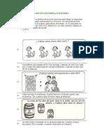 Multiplicaciones y Divisiones