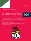 Le sens de notre action, par J.-C. Cambadélis et G. Bachelay