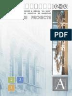 Catalog Proiecte Mincu