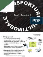 Curs Transport Multimodal