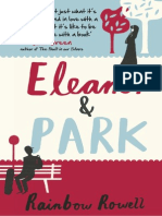 Eleanor and Park by Rainbow Rowell Extract