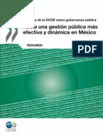 Los Retos de La Profesionalización de Los Servidores Públicos en México. OCDE