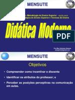 Aulas 02 Didatica Moderna