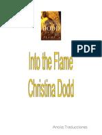Dodd, Christina - La Llamada de La Oscuridad [Darkness Chosen] 04 - La Llama de La Pasión