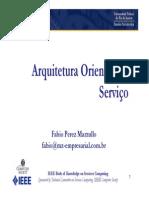 04 - Service Oriented Architecture
