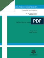 Rivera & Cardona (2012) Perdurabilidad Empresarial