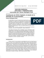 Contribucion de Fairbairn