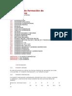 Guía de Formación de Acordes