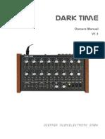 Dark Time Manual