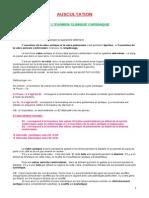 Sémio cardiaque auscultation.doc