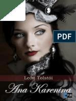 Ana Karenina - Leon Tolstoi