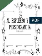 Diploma Destacado DEL MES