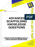 Scaffold Advancedquestionsnanswers