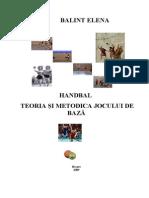 Handbal Curs de Baza