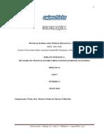 Estratégias de persuasão em textos sincréticos Ricardo Leite e Lyssandra Torres Ano 7 Numero 1